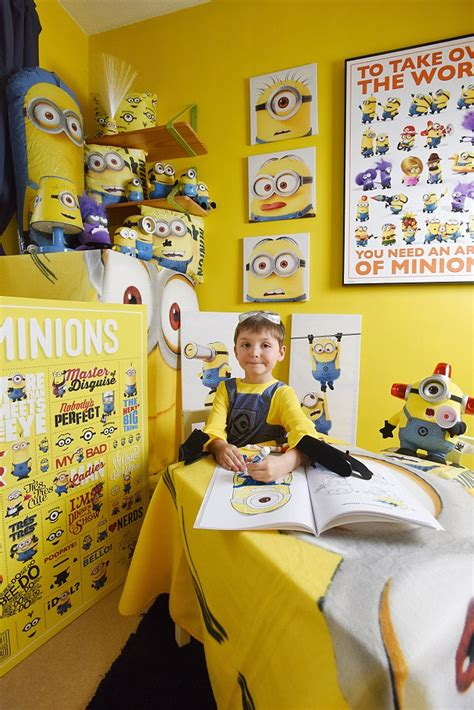 minion room ideas is this every child s bedroom minion mad brothers ask their for a room themed like