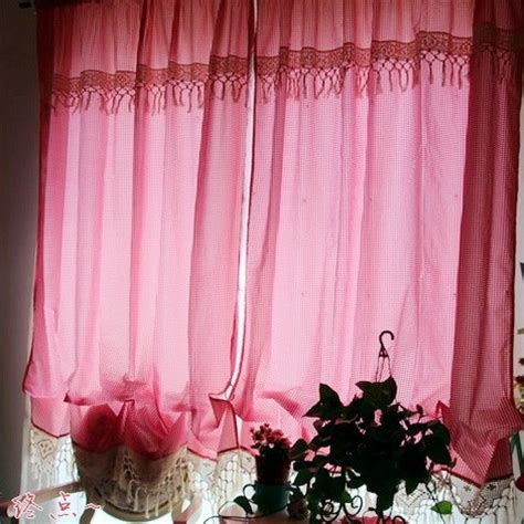 red balloon curtains balloon shade