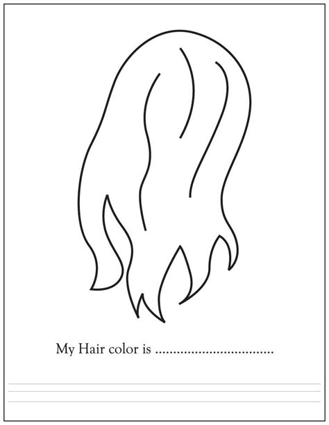 coloring pages hair free coloring pages of holly o hair