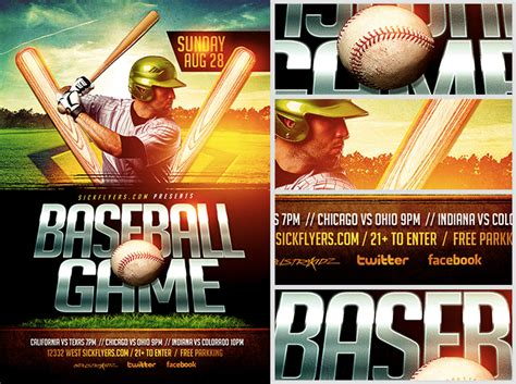 baseball flyer template baseball flyer template flyerheroes