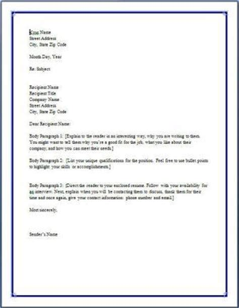 how to mail a resume and cover letter cover letter 201207