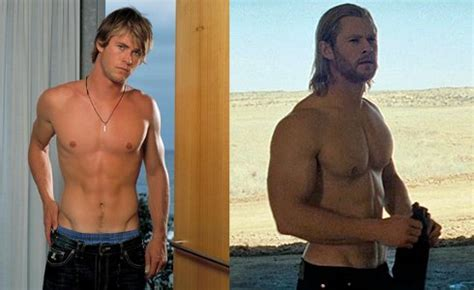 how much can chris hemsworth bench strength training lessons from thor