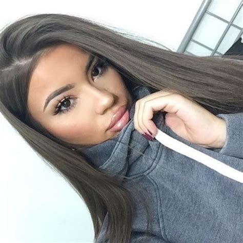 darkest ash brown hair pics 35 smoky and sophisticated ash brown hair color looks