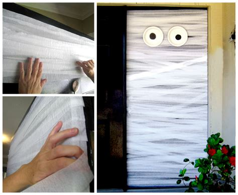 Mummy Door by 50 Best Door Decorations For 2016