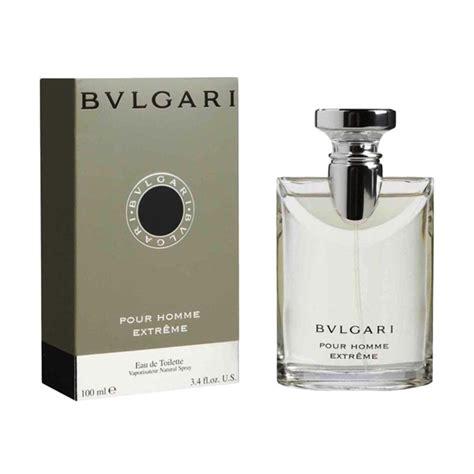 jual bvlgari pour homme edt parfum pria 100 ml