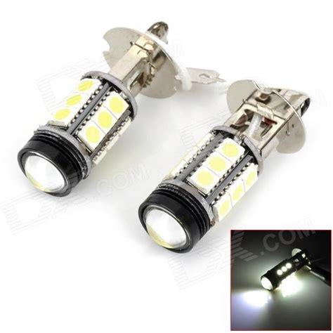 h3 4 8w 350lm 15 smd 5050 led 1 led bulb white car