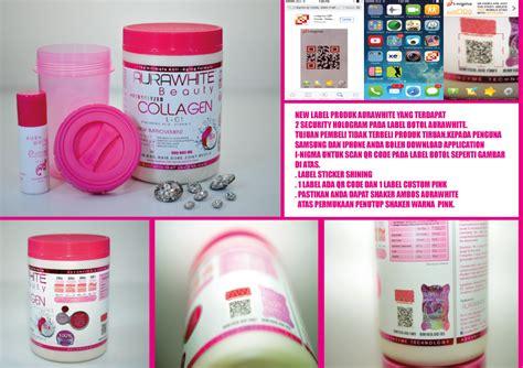 Pasaran Aurawhite Collagen murah2 original beautycare aura white