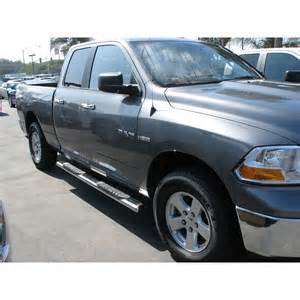 Nerf Bars For Dodge Ram 1500 Cab Fit For 09 15 Dodge Ram 1500 Cab 5 Quot Oval Nerf Bar