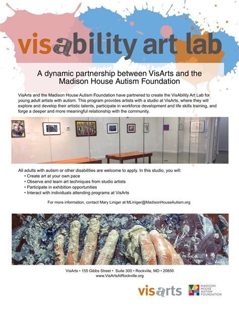 madison house autism foundation visability art lab madison house autism foundation