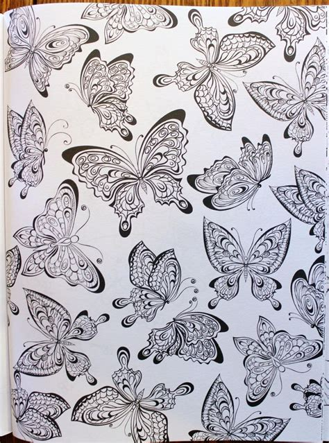 color by number book butterflies stress relieving patterns for relaxation color by number book for adults volume 2 books 216 best images about butterflies monochrome on