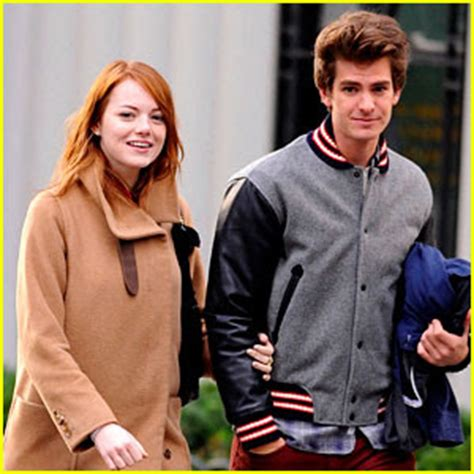 emma stone who dated who hollywood stars andrew garfield with girlfriend pics