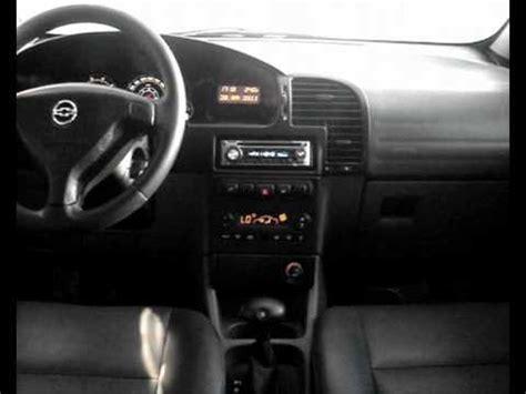 opel zafira 2002 interior zafira interior youtube