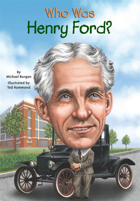 biography book of henry ford who was henry ford penguin books