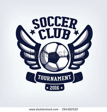 Sport Logo Set Four Sport Disciplines Stock Vector 263515052 Shutterstock Nightclub Logo Template