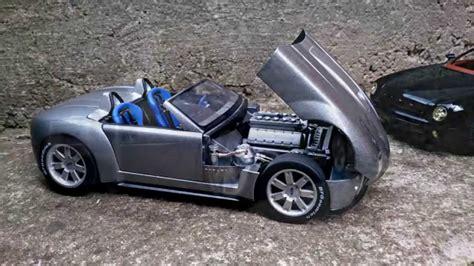 ford shelby cobra concept shelby cobra concept vs ford fronty nine 1 18 autoart