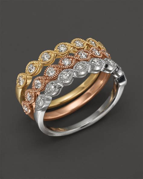 bloomingdale s stackable ring in 14k gold 25 ct
