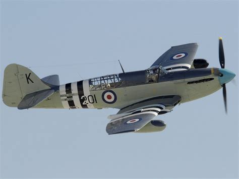 fairey firefly royal navy fighter aircraft