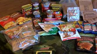 cing backpacking survival food ideas and overview