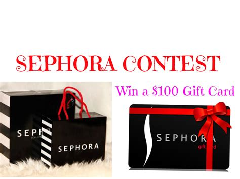 Sephora 15 Gift Card - contest 100 sephora gift card entertain kids on a dime blog