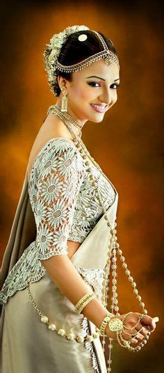 hairstyles for sarees in sri lanka 1000 images about kandian on pinterest taken before