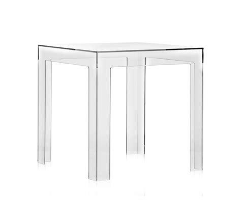 tavoli policarbonato kartell tavolino jolly cristallo policarbonato