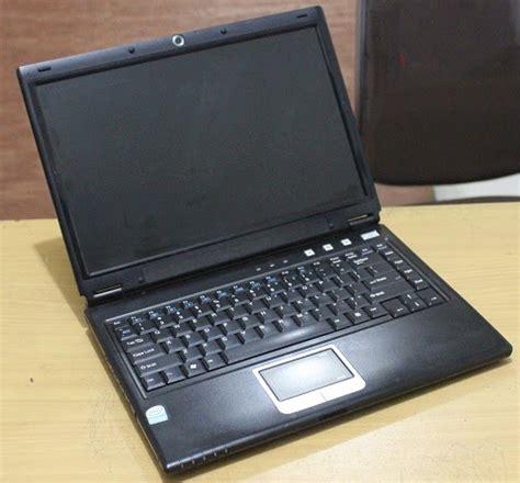 jual laptop 1 jutaan seken axioo m54se jual laptop bekas second garansi like new