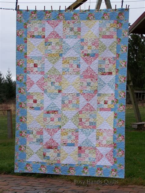 Country Cottage Quilts by Busy Quilts Country Cottage Quilt A Finish