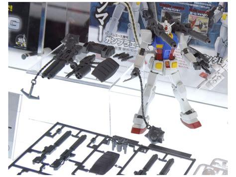 Hbj4051 Gunpla Ace With New Hg Gundam Weapon Parts Gunpla Ace With New Hg Gundam Weapon Parts Hammer