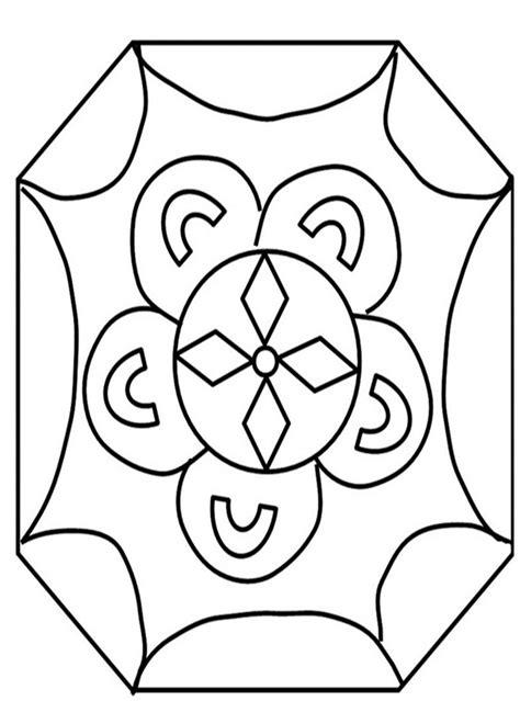 rangoli coloring pages printable rangoli coloring printable page 2 for kids