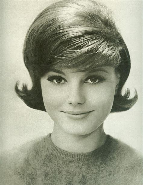 60 hair styles classic early 60 s hairstyle from seventeen august 1962