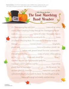 thanksgiving madlib thanksgiving mad libs are we there yet