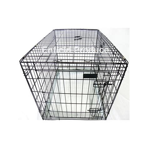 42 inch crate bono fido crate 42 inch with metal tray for sale or sydney store