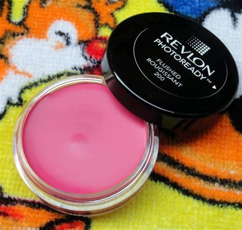 flushed skin color revlon photoready blush flushed review