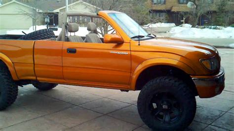 concept off road truck beau s 2001 toyota tacoma concept truck off road time