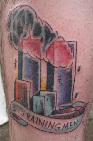 twin towers tattoo the worst topic bomb