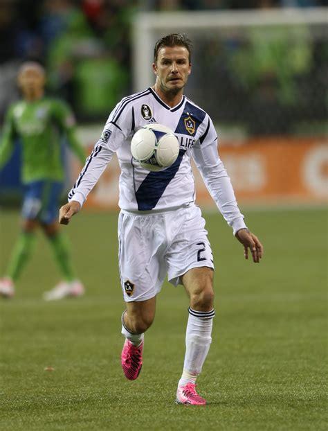 David Beckham In by David Beckham Photos Photos Los Angeles Galaxy V Seattle