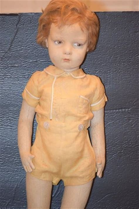 lenci doll series 109 antique doll lenci 109 series boy adorable signed big