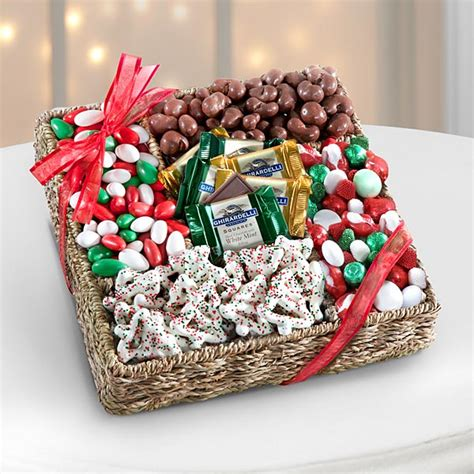 christmas gift baskets by elmbrooklane free shipping in