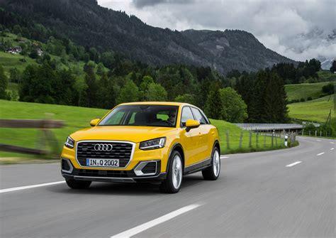 Audi Q2 Technische Daten by Modellbeschreibung 252 Ber Den Audi Q2 Inklusive Bilder