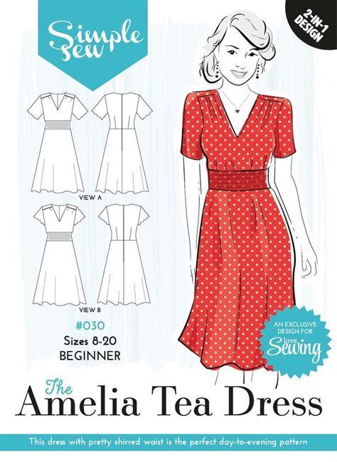 envelope shirt pattern free pattern 30 amelia tea dress envelope ol free