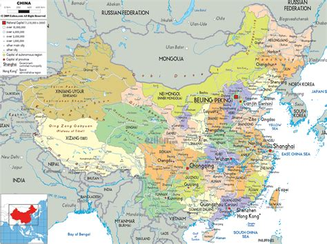 China Search Map Of China Cities Search Maps