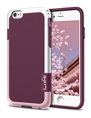 Copy Iphone 6 Dual 47 Inch iphone 6 lohi 3 color tpu rugged dual protection cover for iphone 6s 6 4 7 inch