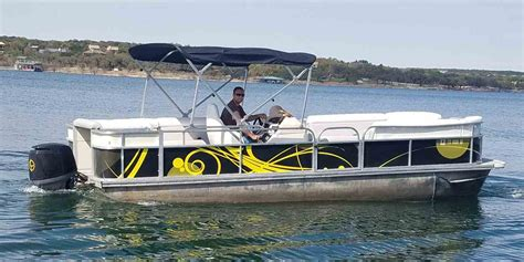 lake travis fishing boat rental liquid thrillz boat rental