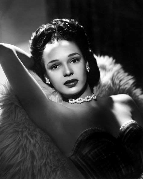 old hollywood stars dorothy dandridge late 1940s josephine pinterest