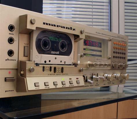 marantz cassette recorder marantz cassette deck audio hi fi stereo