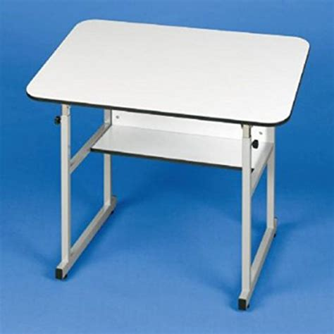 Alvin 42 Inch Onyx Adjustable Drafting Table Dealtrend Alvin Onyx Drafting Table