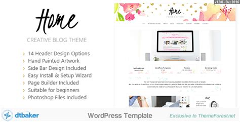 blog theme headers home multiple header creative blog shop by dtbaker