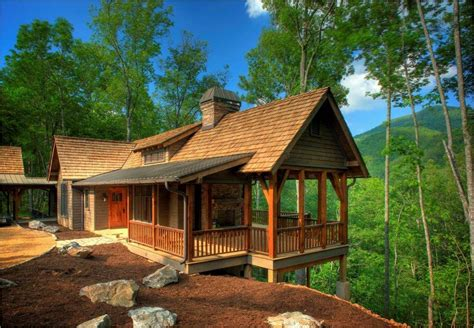 small mountain homes eldesignr