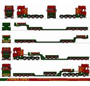 ProLoad GmbH &amp LDA 2  Scania R620 Topline 10x4 3 5