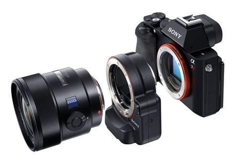 Lensa Dslr Buat Hp bahas lensa sony nex dan alpha dan adaptor nya